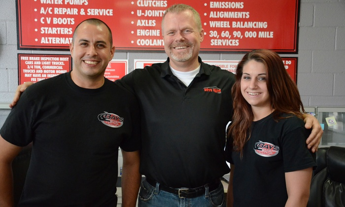 Bays Complete Auto Repair - North Mountain: $49 for Auto A/C Evacuation, Recharge, Diagnosis, & 1lb. Freon from Bays Complete Auto Repair ($100 Value)
