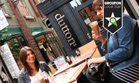Afternoon Tea with Bellini for Two or Four at Duttons Chester (Up to 57% Off)