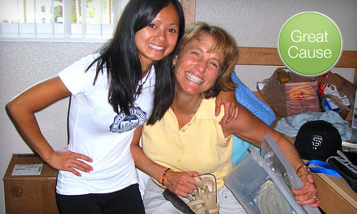 Students Rising Above - San Francisco: $10 Donation to Help Distribute Dorm Essentials