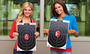 Centerfire Shooting Sports: Basic or Premium Shooting-Range Package at Centerfire Shooting Sports (Up to 50% Off)