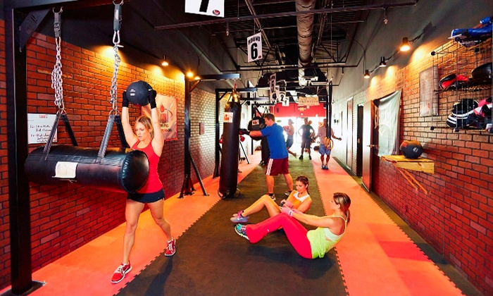 9 Round- Farmington Hills and Northville Plymouth - Multiple Locations: $15 for Two Weeks of 30-Minute Full-Body Kickboxing at 9 Round 30 Min Kickbox Fitness ($35 Value)