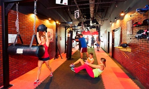 9 Round- Farmington Hills: One or Three Months of Unlimited Full-Body Kickboxing at 9 Round (45% Off)