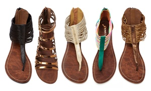 Gomax Berdine Sandals | Brought To You By Ideel