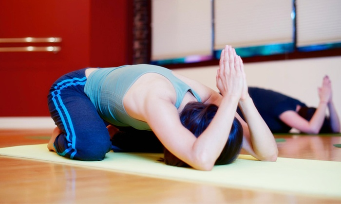 Yoga NW - Alphabet District: 10 Yoga Classes or One Month of Unlimited Classes at Yoga NW (Up to 75% off)