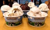 Ben & Jerry's Ice Cream - Multiple Locations: 8 Ice-Cream Cones or 1 Year of Ice-Cream Pints from Ben & Jerry's Ice Cream (Up to 58% Off). Two Options.