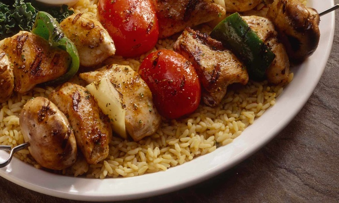 1001 Nights Persian Cuisine - Johns Creek: $20 for $40 Worth of Dinner Cuisine at 1001 Nights Persian Cuisine. Groupon Reservation Required.