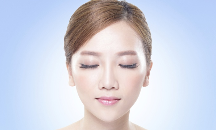 Lashes By Aleyna - Lashes By Aleyna: Half Set of Eyelash Extensions at Lashes By Aleyna (50% Off)