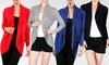 Women's Dolman Sleeve Cocoon Cardigans