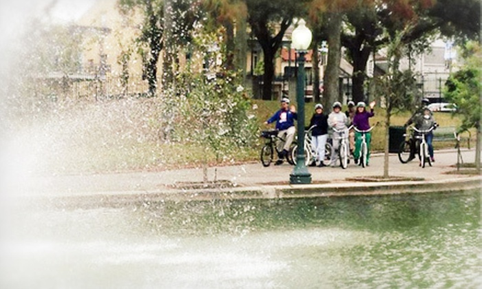 French Quarter Bike Tours - French Quarter: Three-Hour Guided Bike Tour of New Orleans for Two or Four with French Quarter Bike Tours (Up to 52% Off)