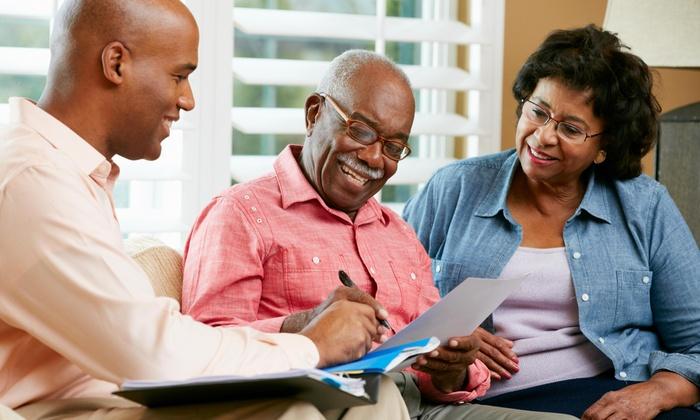 Proffitt & Associates - Foggy Bottom - GWU - West End: Financial and Tax Consulting Services at Proffitt & Associates (45% Off)