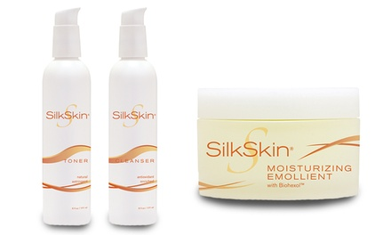 SilkSkin Original Hollywood 3-Minute Skin Care System