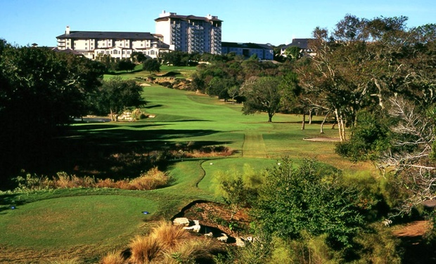 Omni Barton Creek Resort and Spa - Austin, TX: Stay with $50 Spa or Golf Credit at Omni Barton Creek Resort and Spa in Austin, TX. Dates into December.