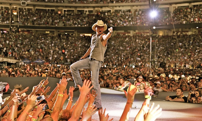 Kenny Chesney's The Big Revival Tour feat. Chase Rice - Time Warner Cable Arena: Kenny Chesney's The Big Revival Tour at Time Warner Cable Arena on Thursday, June 11, at 8 p.m.