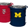 NCAA 3-in-1 Collapsible Cooler, Clothes Bin and Trash Can