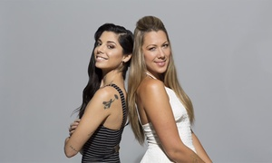 Christina Perri: Christina Perri and Colbie Caillat at Maine State Pier on Sunday, August 2 (Up to 51% Off)