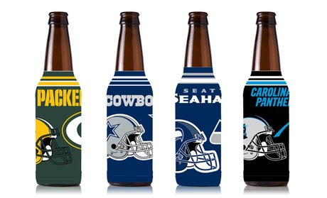 NFL Bottle Skinz Mini Bottle Cover