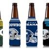 NFL Bottle Skinz Mini Bottle Cover