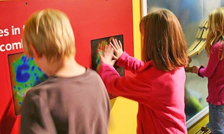 Planetarium and Science Museum Visit at The Muse Knoxville (Up to 55% Off)