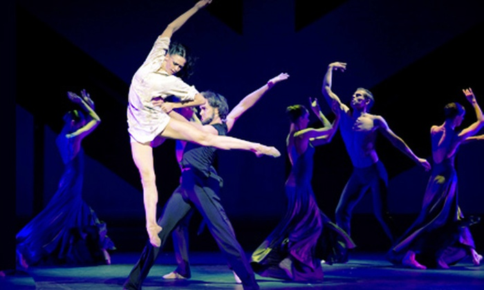 """Eifman Ballet of St. Petersburg Presents """"Rodin"""" - Sony Centre For The Performing Arts: Eifman Ballet of St. Petersburg Presents """"Rodin"""" at Sony Centre For The Performing Arts on May 23–25 (Up to 68% Off)"""