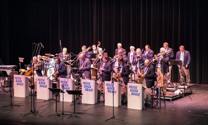 Pecos River Brass Band - Irving Arts Center: Pecos River Brass Band at Irving Arts Center on March 22 at 2:30 p.m. (Up to 53% Off)