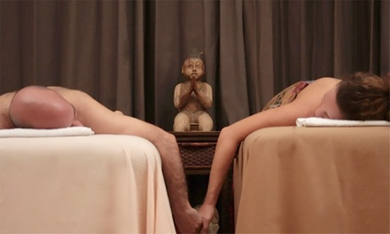 Couples Massage at Body Sense Holistic Spa & Wellness Center (Up to 31% Off)