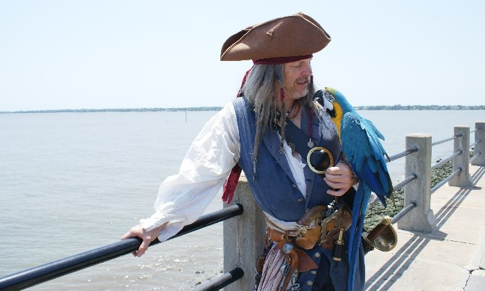 Charleston Pirate Tours - Charleston Historic District: $10 for a Two-Hour Pirate-History Walking Tour from Charleston Pirate Tours (Up to $19.50 Value)
