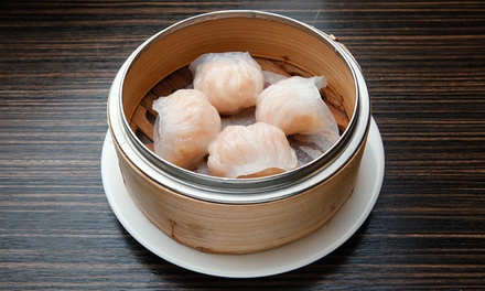 Dim Sum Dinner for Two at Dim Sum King (Up to 40% Off). Two Options Available.