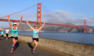 Mermaid Run San Francisco : 5K, 10K, or 10-Mile Mermaid Run San Francisco on Sunday, November 1 (Up to 26% Off)
