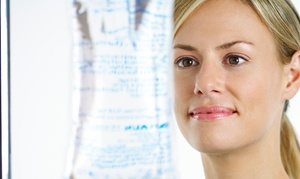 Hydrate: Four or Eight B12 Injections, Hydrate Session, or B12 Injection and Hydrate Session at Hydrate (Up to 69% Off)