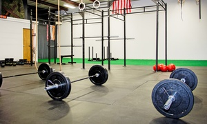 CrossFit Grenade: One Month of Unlimited CrossFit with Foundations Classes for One or Two at CrossFit Grenade (Up to 74% Off)