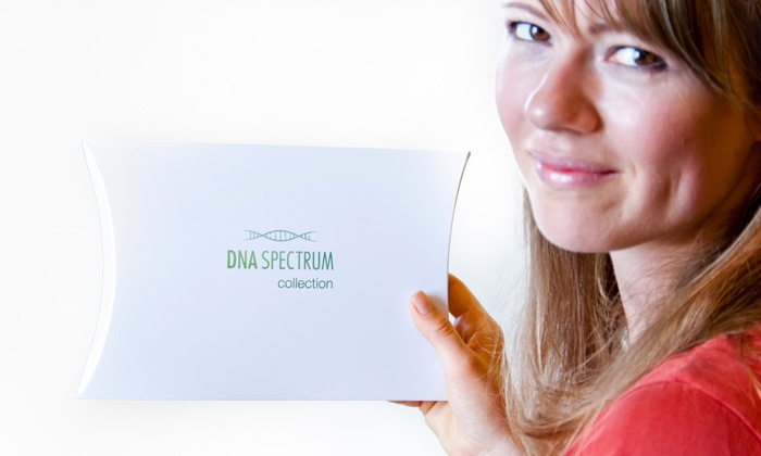 DNA Spectrum: $94 for a Comprehensive DNA-Ancestry-Testing Kit from DNA Spectrum ($189 Value)