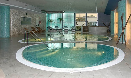 Circuito spa en WellSpa Madrid para dos por 29,95 € y con masaje relajante por 39,95 €