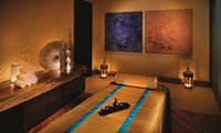 Massage with Spa and Pool Access Plus Optional Facial at Saray Spa (Up to 72% Off)