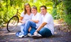 Up to 81% Off Family or Senior Portraits
