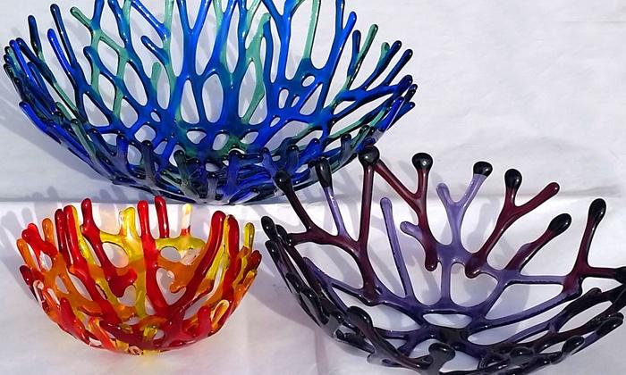 Fused Glass Art - Bella Glass Studios | Groupon
