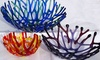 Bella Glass Studios - North Denver: Coral Bowl Glass Fusing Class for One or Two at Bella Glass Studios (Up to 31% Off)