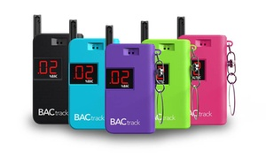 Keychain Breathalyzer at Keychain Breathalyzer, plus 6.0% Cash Back from Ebates.