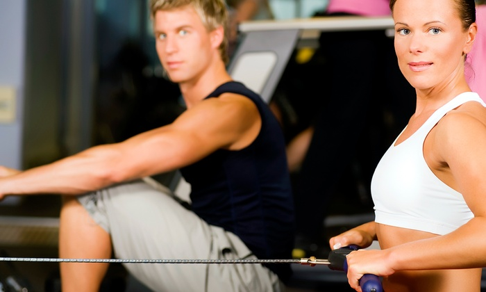 The Personal Training Station - Erin Mills: 1, 5, or 10 Personal-Training Sessions at The Personal Training Station (Up to 77% Off)
