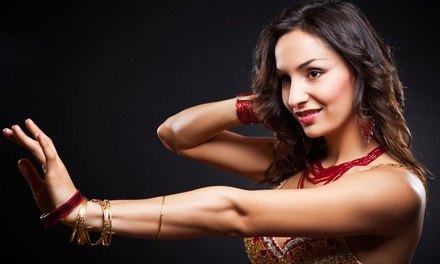 Exotic Mediterranean Dinner, Belly-Dancing Show & Belly-Dance Class at Drom ($69 Value)
