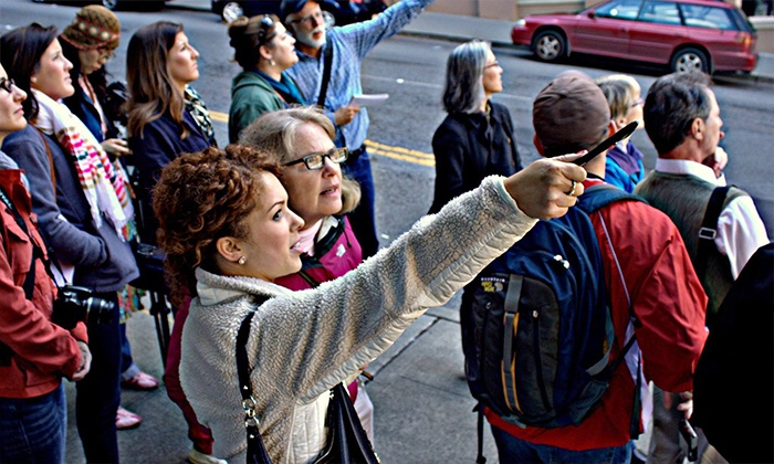 Seattle Architecture Foundation - Center for Architecture and Design: Downtown Walking Tour for One or Two from Seattle Architecture Foundation (Up to 40% Off)