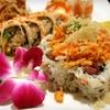 Half Off Asian Food at Sakura