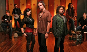 Rusted Root: Rusted Root on January 7 at 8 p.m.