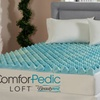 "ComforPedic Loft from Beautyrest 4"" Gel Memory Foam Mattress Topper"