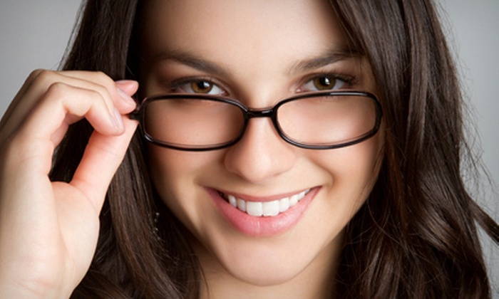 Dr. Shah & Dr. Frohn Optometry - Bellflower: $49 for an Eye Exam and $150 Toward Glasses at Dr. Shah & Dr. Frohn Optometry ($269 Value)