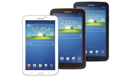 Samsung Galaxy Tab 3 Tablets from $109.99–$199.99
