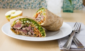 Jaimito's Burritos Inc: Mexican Food at Jaimito's Burritos (Up to 50% Off). Two Options Available.