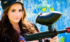PaintballTickets.com: Paintball Package for 4, 6, or 12 with Equipment and Marker Rental from PaintballTickets.com (Up to 77% Off)