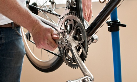 Basic or Advanced Bike Tune-Up at Bob's Cycle Center (Up to 55% Off)