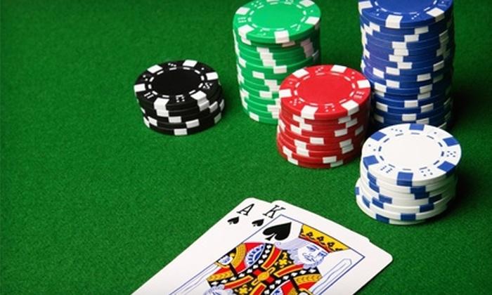 Big Slick Poker Academy - Northwest Carrollton: Two-Hour Texas-Hold'Em Seminar with Dinner for One or Two at Big Slick Poker Academy (Up to 81% Off)