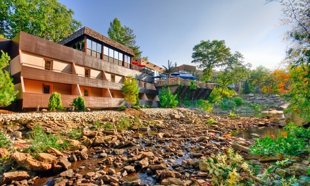 2-Night Stay for Two at The Woodlands Inn in Wilkes-Barre, PA. Combine Multiple Nights.